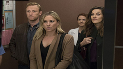 Grey's Anatomy - Out Of Nowhere - Season 14 Episode 8