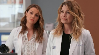 Grey's Anatomy - Games People Play - Season 14 Episode 14