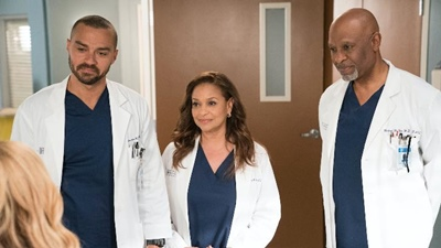 Grey's Anatomy - Caught Somewhere in Time - Season 14 Episode 16