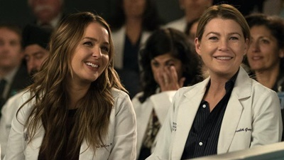 Grey's Anatomy - Judgment Day - Season 14 Episode 20