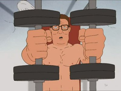 The Incredible Hank