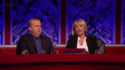 Alexander Armstrong, Nadine Dorries, Reginald D. Hunter