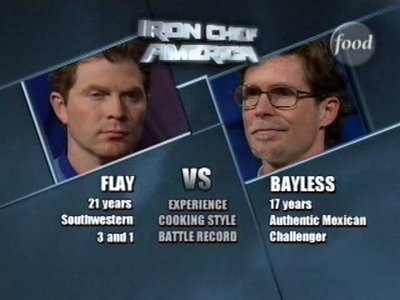 Flay vs. Bayless