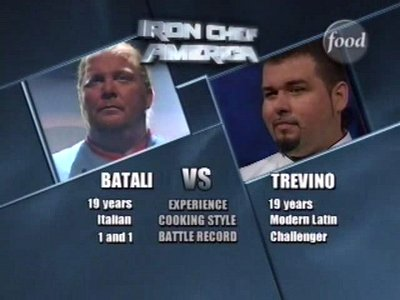 Batali vs. Trevino