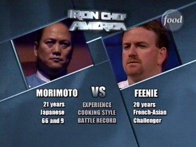 Morimoto vs. Feenie