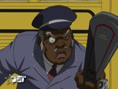 The Uncle Ruckus Reality Show