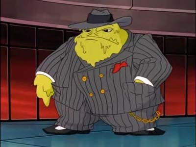 Mobster from Dimension X