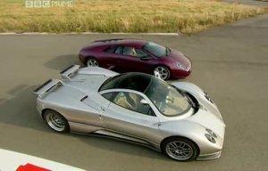 Top Gear - Season 1 Episode 1 : Stig Outruns a Speed Camera