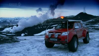 Top Gear - Season 15 Episode 1 : Icelandic Volcano