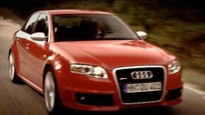 Top Gear - Season 7 Episode 2 : The RS4 against a climber