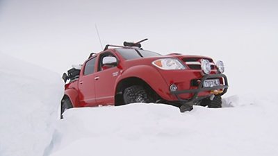 Top Gear - Season 0 Episode 12 : Polar Challenge