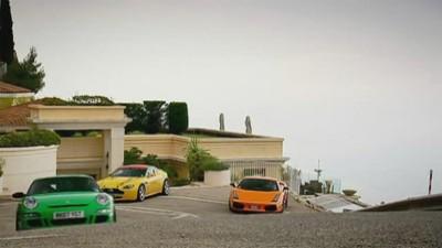 Top Gear - Season 10 Episode 1 : The Best Driving Roads in Europe