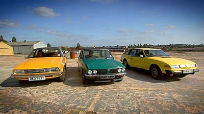 Top Gear - Season 10 Episode 7 : The British Leyland Cars