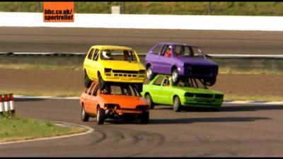 Top Gear - Season 0 Episode 5 : Stars In Fast Cars