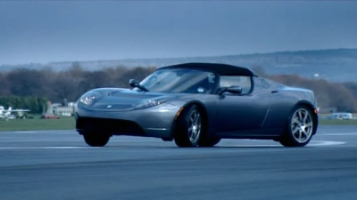 Top Gear - Season 12 Episode 7 : Tesla Roadster