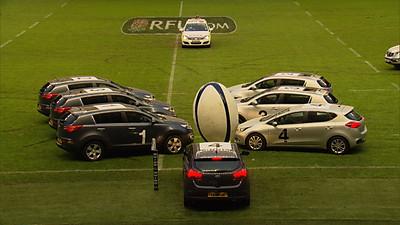 Top Gear - Season 19 Episode 4 : Cee'd Rugby