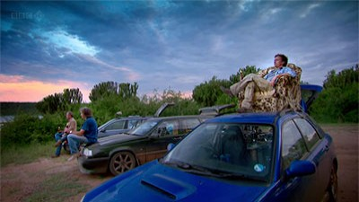 Top Gear - Season 19 Episode 6 : Africa Special (1)
