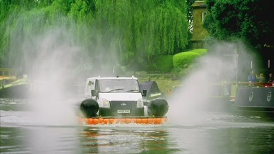 Top Gear - Season 20 Episode 4 : Hovervan