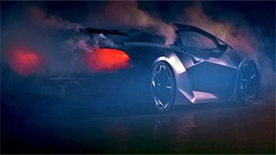 Lamborghinis and Caravaning