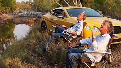 Top Gear - Season 22 Episode 2 : Australian Road Trip