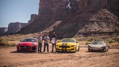 Top Gear - Season 25 Episode 1 : Episode 1
