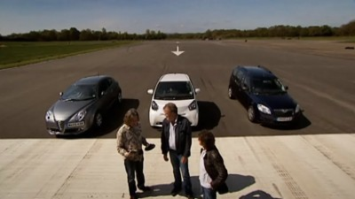 Top Gear - Season 13 Episode 3 : Sensibly Priced Small Cars