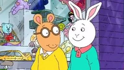 Arthur's Toy Trouble