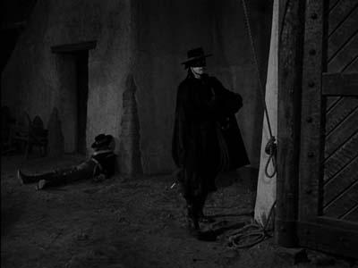 Zorro Takes a Dare