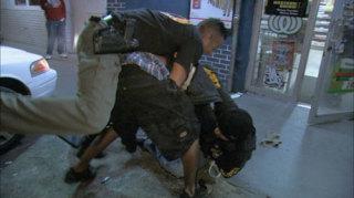 Resisting Arrest #4