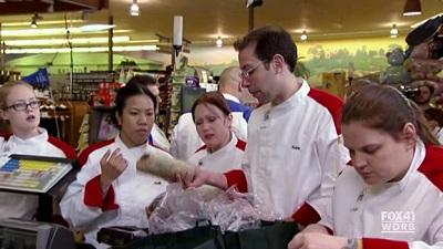 Hells Kitchen Episode Where Kids Judge Adults