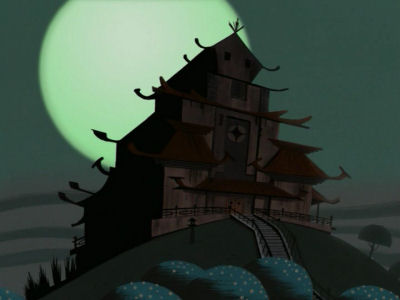XXXV: Jack and the Haunted House