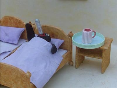 Pingu Pretends to be Ill