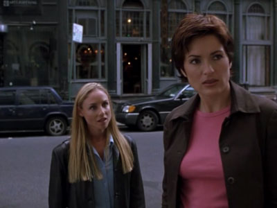 Law & Order: Special Victims Unit - Closure (2) - Season 2 Episode 3