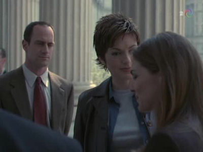 Law & Order: Special Victims Unit - Season 3 Episode 10 : Ridicule