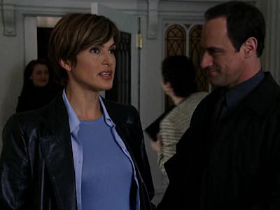 Law & Order: Special Victims Unit - Desperate - Season 4 Episode 18