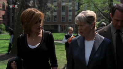 Law & Order: Special Victims Unit - Alien - Season 7 Episode 11