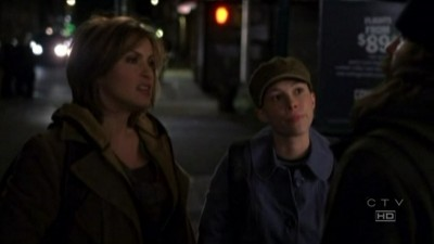 Law & Order: Special Victims Unit - Informed - Season 8 Episode 1