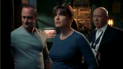 Law & Order: Special Victims Unit - Dependent - Season 8 Episode 14