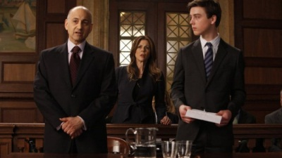 Law & Order: Special Victims Unit - Delinquent - Season 12 Episode 23