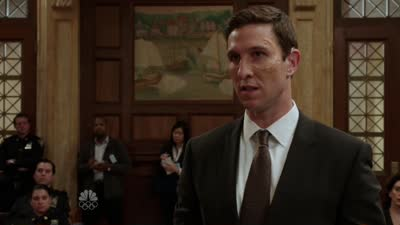 Law & Order: Special Victims Unit - Psycho/Therapist - Season 15 Episode 10