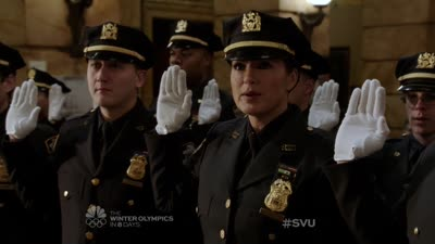 Law & Order: Special Victims Unit - Betrayal's Climax - Season 15 Episode 13