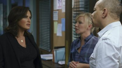 Law & Order: Special Victims Unit - Girls Disappeared - Season 16 Episode 1