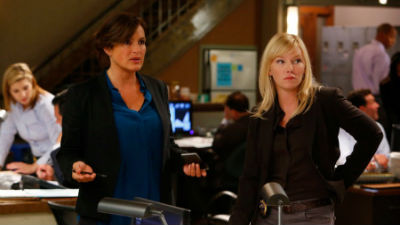 Law & Order: Special Victims Unit - Holden's Manifesto - Season 16 Episode 4