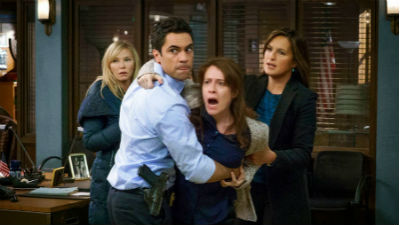 Law & Order: Special Victims Unit - Decaying Morality - Season 16 Episode 13