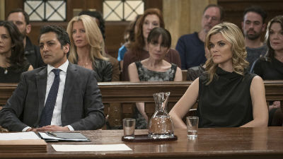 Law & Order: Special Victims Unit - Granting Immunity - Season 16 Episode 19