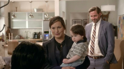 Law & Order: Special Victims Unit - Surrendering Noah - Season 16 Episode 23