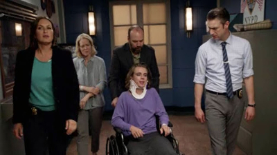 Law & Order: Special Victims Unit - Transgender Bridge - Season 17 Episode 3