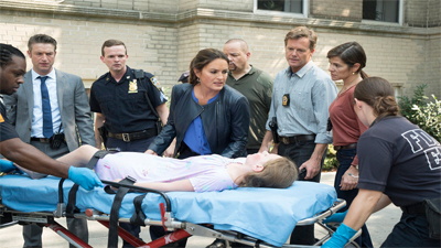 Law & Order: Special Victims Unit - Institutional Fail - Season 17 Episode 4