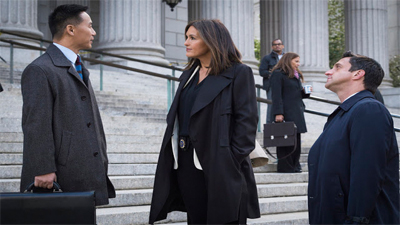 Law & Order: Special Victims Unit - Depravity Standard - Season 17 Episode 9