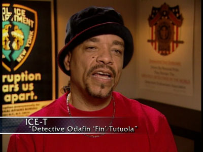 Law & Order: Special Victims Unit - Season 0 Episode 1 : Police Sketch: Ice-T